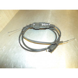 CABLES ACCELERATEUR 125 DTR