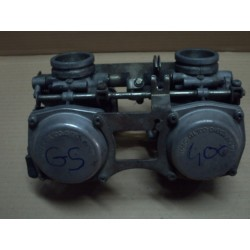 Rampe de carburateurs SUZUKI 400 GS