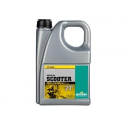HUILE SCOOTER 2T 4LITRE