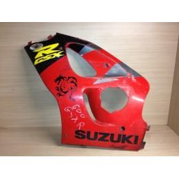 FLANC GAUCHE GSXR Suzuki 600 97