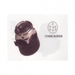 CONTACTEUR A CLE ADAPTABLE HONDA - COSSE RONDE