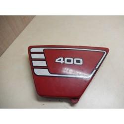 CACHE LATERAL GAUCHE 400 XS
