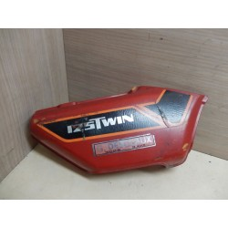 CACHE LATERAL DROIT 125 TWIN