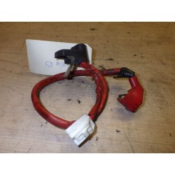 CABLE POSITIF BATTERIE 125 S-WING