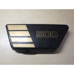 CACHE LATERAL GAUCHE 500 XS