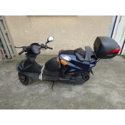 YAMAHA 125 MAJESTY