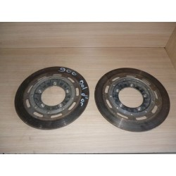 900 BOL D OR disque de frein avant