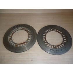 550 XZ disque de frein avant