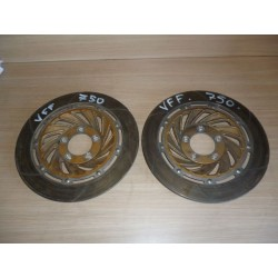 750 VFF disque de frein avant