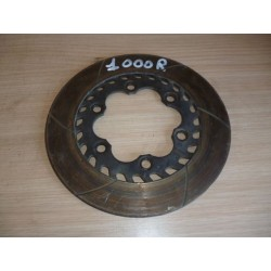 1000 R disque de frein arriere
