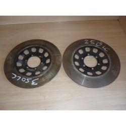 350 RDLC disque de frein avant