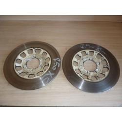 750 XS disque de frein avant