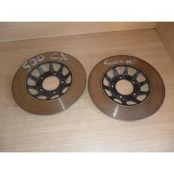 500 CX disque de frein avant