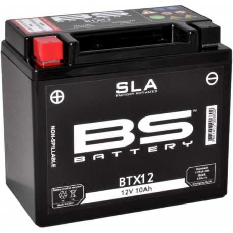 BATTERIE BS BTX12 SLA
