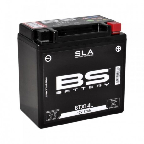 BATTERIE BS BTX14L SLA