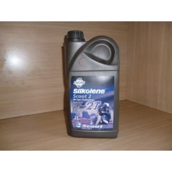 2L SILKOLENE 2T SCOOT