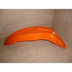 Garde boue supermotard POLISPORT orange