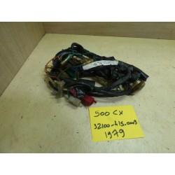 FAISCEAU ELECTRIQUE CX 500