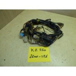 FAISCEAU ELECTRIQUE KZ 550