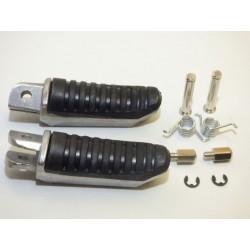 REPOSE-PIEDS AVANT POUR SUZUKI GSX1300R GSX650F GSX1400 V-STROM 650 1000 DL650 DL1000 GLADIUS