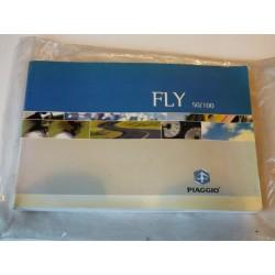 MANUEL DU PROPRIETAIRE 50 FLY