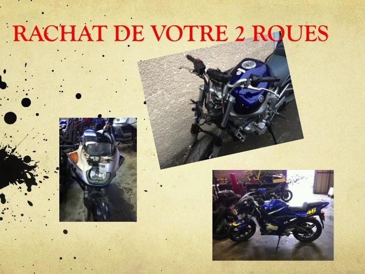 Rachat 2 roues